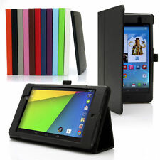 SMART PU LEATHER CASE COVER WITH STAND FOR ALL NEW ASUS GOOGLE NEXUS TABLET