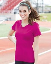 NEW 1790 Augusta Sportswear - Ladies' V-Neck Wicking T-Shirt