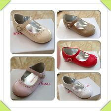 GIRLS PATENT MARY JANE STYLE SHOES ROMANY WIDE FIT  OFFER**OFFER**