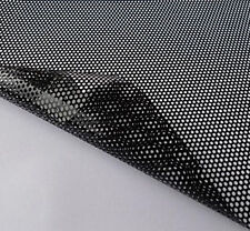 Perforated Car Window Headlight Vinyl Wrap Film Spi Vision Fly Eye Mesh Tint PVC