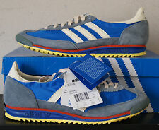557dad6a898cf Adidas SL 72 Vin Trainers In Royal Blue/ Vintage White Stripes ...