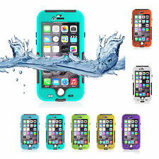 Waterproof Shockproof Snowproof Heavy Duty Case Cover For iPhone 6 /6S /6 Plus