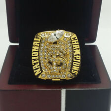 Solid 2013 Florida State Seminoles National Championship Rings 8-14Size WINSTON