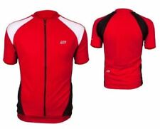 Bellwether BW Pro-Mesh Cycling Jersey - Ferrari Red - MTD Road Bike Jersey / Top