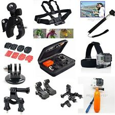 Monopod Pole Floating Mount Accessories Kit For GoPro 1 2 3 3+ 4 SJ4000 Camera