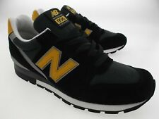 NEW $160 New Balance Men 996 Connoisseur Ski M996CSMI - Made In USA black yellow