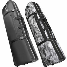 Ogio 2016 Straight Jacket Travel Cover Golf Flight Bag Padded with Wheels