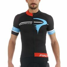 PINARELLO CORSA GARA BIKE JERSEY BLACK/BLUE/WHITE 2015