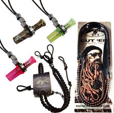 Duck Commander Duck Dynasty Lanyard / Call / Cut-em Band Buckle
