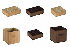 Kankyo Storage Box Bamboo For Multiple Use Ideal Gift Home Office Bedroom New