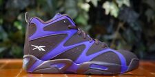 REEBOK KAMIKAZE I MID MEN'S SHOES BLUE PRINT/BLACK/ WHITE V56110