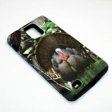 Wild Turkey Hybrid ShockProof Phone Cover Case For Samsung Infuse 4G I997