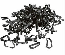 Silicon Rubber Plaiting Bands - 500 pack