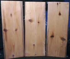 """3/4"""" Thick Knotty Pine (PICK YOUR SIZE) Craft Wood Boards 4/4 Lumber"""