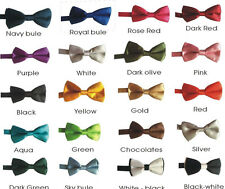 OZ SELLER ASSORTED COLOURS MENS BOW TIES