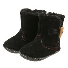 LITTLE BLUE LAMB Baby Shoes Toddler Shoes Booties Boot 3810 black NEW