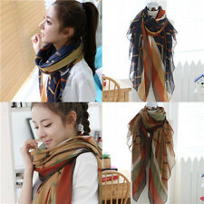 Fashion Women Girls Soft Long Scarf Large Wrap Shawl Scarves Stole 151