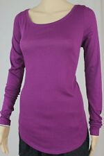 POLO by Ralph Lauren Ladies Plum Long Sleeve Top ~NWT~