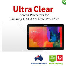 """Ultra Clear Screen Protectors for Samsung Galaxy Note Pro 12.2"""" P900 2014"""