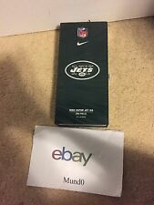Authentic Nike Vapor Jet 3.0 NFL Hyperfuse Skill New York Jets Gloves M-XL