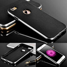 Luxury Bumper Frame Silicone/Gel/Rubber Back Case Cover for iPhone 5 / 6S 6 Plus