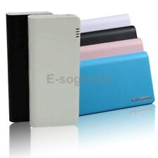 USB Power Bank Battery 30000mah External Charger For iPhone Samsung LG HTC GoPro