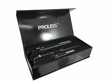 Professional Ceramic Styling Flat Iron Straightener PROLISS Infusion Tourmaline
