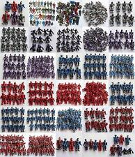 lot Halo Mega Bloks red blue UNSC Marines Spartan Purple Combat brute no gun