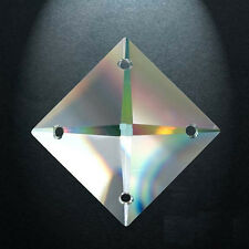 Asfour Crystal 2024 Square Clear Crystal Prism