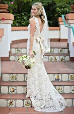 New white/ivory Wedding Dress Bridal Gown custom size 4-6-8-10-12-14-16-18-20
