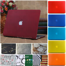 Frosted Matt Hard Case Cover Sleeve For Macbook Air Pro 11 12 13 15 '' + Retina