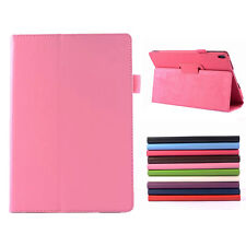 Folio Flip Leather Stand Cover Case 8.9inch For Google Nexus 9 Tablet Slim Shell