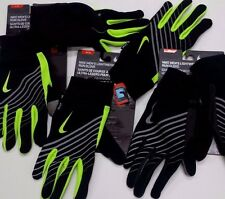 NIKE Men's Lightweight Tech Glove Dri-Fit Key Pocket Reflective Free To Scroll