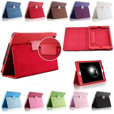 Folio Smart Magnetic PU Leather Case Cover for New Apple iPad Air iPad 5th Hot