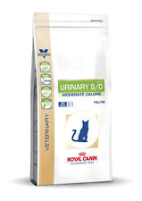 Royal Canin Feline Urinary Moderate Calorie | Treat Struvite and Bladder Stones