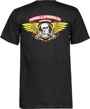 Powell Peralta - Winged Ripper Tee Black