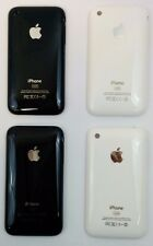 for iPhone 3G 3GS Black/ White Back Housing Cover 16GB-32GB A1303 Brand NEW