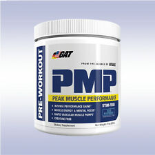 GAT PMP (30 SERVINGS) pre-workout powder pump focus energy, stimmed or stim-free