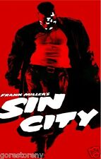 SIN CITY Movie Poster Comic Book Frank Miller