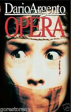 OPERA Movie Poster Horror Dario Argento Suspiria
