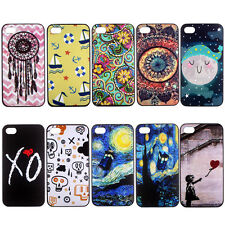 Various Designer Pattern Hard Back Case Cover Skin for Apple iPhone 4 4S 4G 4th
