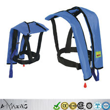 A+Quality Inflate Inflatable Life Jacket Life Vest Buoyancy Aid PFD Basic Manual