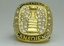 1959 Montreal Canadiens Stanley Cup Championship ring Maurice Richard size 8-14