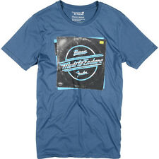 Element Vinyl Stacks Organic Mens T-shirt - Dark Denim All Sizes