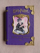 Harry Potter - Partially Working Tiger Book of Spells Organiser (No Sound)