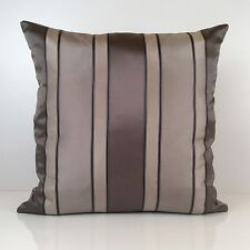 Charcoal and Silver Gray Pillow, Throw Pillow Cover, Decorative Pillow Cover
