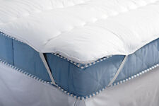 Musbury Deluxe Channel Quilted Mattress Topper