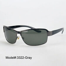 3322 Direct factory full rim sunglasses fashionable UV400 men UVA UVB sunshades