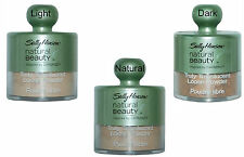 Sally Hansen Natural Beauty Truly Translucent Loose Powder CHOOSE Your Shade
