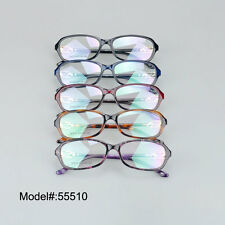 55511 Beauty acetate eyeglasses TR90 optical frames colorful RX tortoise eyewear